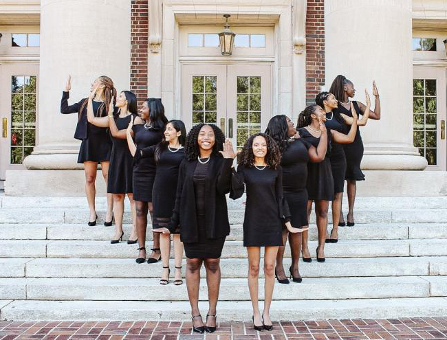 Happy Founders' Day to the Sigma Psi Chapter of Alpha Kappa Alpha Sorority