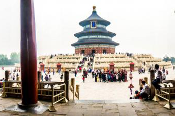 The Temple of Heaven in Bejing, China