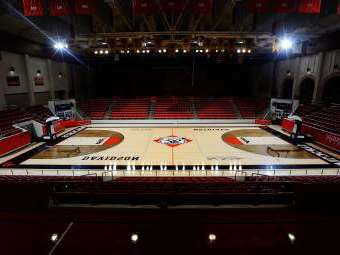 McKillop Court with A10 logo